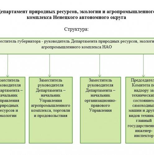 Структура ОГВ